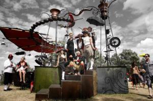 Circus Kintica's Josephine