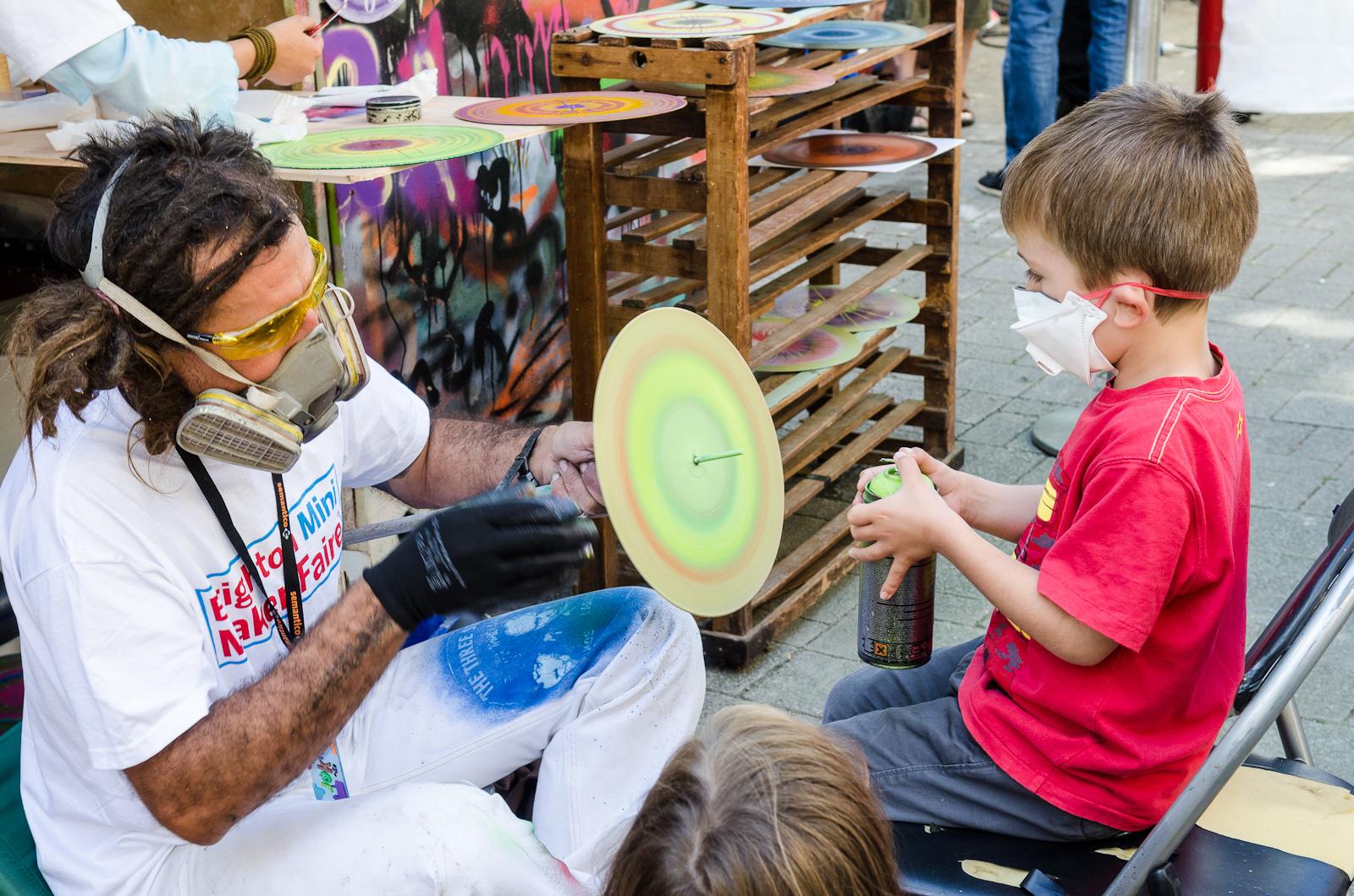 If You Make It, They Will Come! Brighton Mini Maker Faire