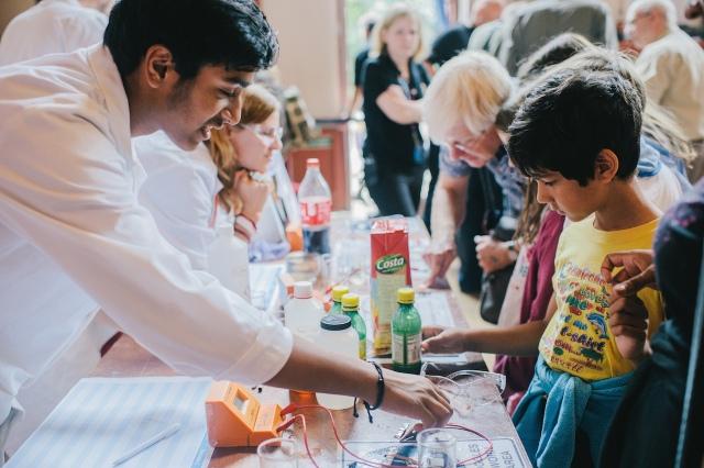 Brighton Mini Maker Faire 2014 - Photo Roberta Matis