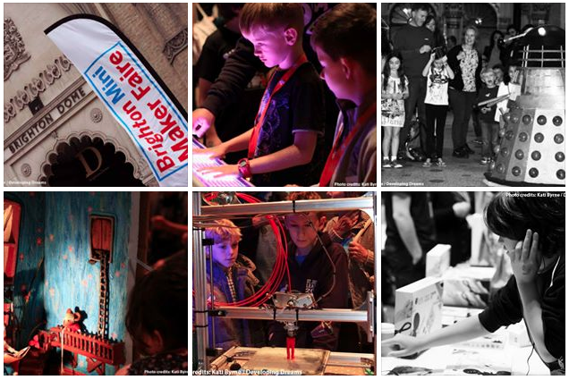 Brighton Maker Faire highlights